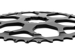 Rowerowy chainring Obraz Stock