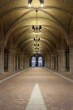 Rowerowy korytarz przez Rijksmuseum Fotografia Royalty Free