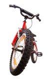 rowerowy nowy czerwony biel Obrazy Royalty Free