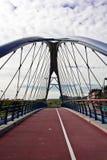 rowerowy pas ruchu Zdjęcie Royalty Free