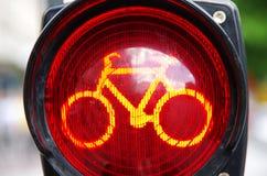 rowerowy pas ruchu Zdjęcie Stock