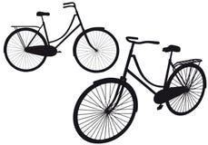 rowerowy rocznik Obraz Stock