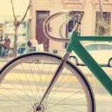 rowerowy rocznik zdjęcie stock
