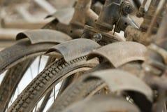 rowerowy stary Obraz Stock