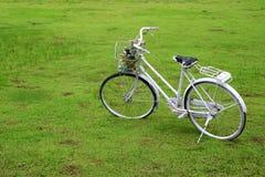 rowerowy stary Zdjęcie Royalty Free