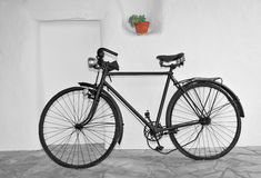 rowerowy stary Zdjęcie Stock