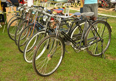 rowerowy stary Fotografia Royalty Free