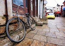 rowerowy stary Fotografia Stock