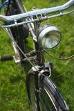 rowerowy stary Obraz Royalty Free