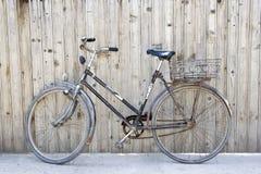rowerowy stary retro Fotografia Stock