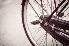 rowerowy stary rocznik Zdjęcie Stock
