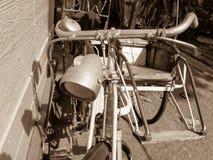 rowerowy stary rocznik Obrazy Royalty Free