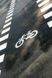 rowerowy symbol Obraz Royalty Free