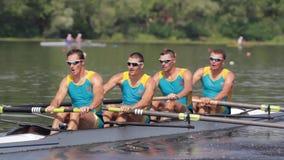 Rowers в действии: сила и страсть