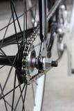 roweru łańcuch Zdjęcia Royalty Free