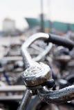Roweru dzwon Zdjęcia Stock