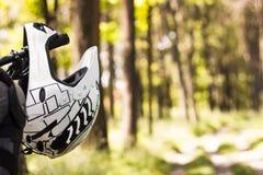 Roweru jeździecki pojęcie Fotografia Royalty Free