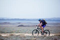 roweru maratonu góry wiosna Zdjęcie Royalty Free