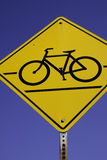 roweru skrzyżowanie Obrazy Stock