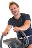 roweru szkolenie salowy przędzalniany Zdjęcie Stock
