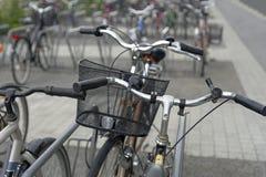 rowery Zdjęcia Royalty Free