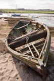 rowing шлюпки старый Стоковые Изображения RF