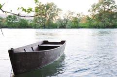 rowing шлюпки старый Стоковое Изображение RF