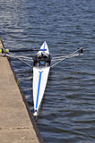 Rowing Royalty Free Stock Images