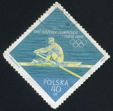 rowing royalty-vrije stock foto's