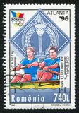 rowing royalty-vrije stock afbeelding