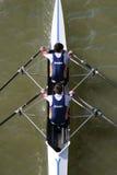 Rowing Foto de archivo libre de regalías