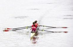 Rowing Stock Photo