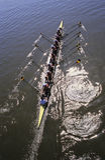 rowing Стоковые Фото