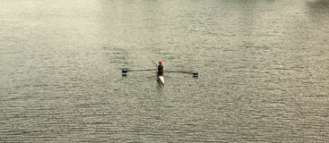 rowing royalty-vrije stock foto