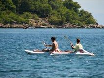 rowing royalty-vrije stock fotografie