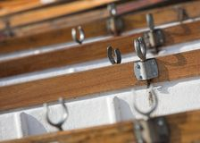 Rowing Boat Detail Royalty Free Stock Photography