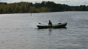Rowing Boat Floats