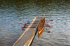 rowing boat Royalty Free Stock Image
