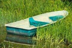 The rowing boat Royalty Free Stock Images