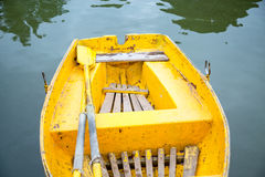 Rowing boat Stock Photos