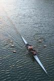 rowing mens Стоковые Фотографии RF