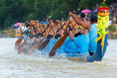 Rowing team. Rowing race team at the river royalty free stock photos
