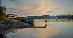 Rowingboat su terra Immagini Stock
