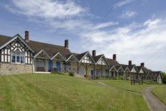 Rowland Hill Almshouses Photo stock