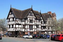 Rowleys House, Shrewsbury. Stock Images