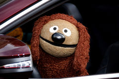 Rowlf the Dog Stock Images