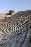 Rows Of Ancient Theater. In Ephesus, Turkey Stock Images
