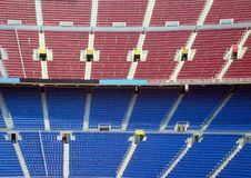 Free Rows Of Seating In Stadium Royalty Free Stock Photography - 6119657