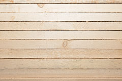 Rows of planks Royalty Free Stock Photos