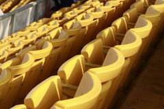 Rows Seating Royalty Free Stock Photos